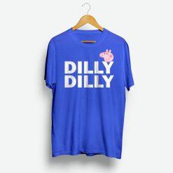 Peppa X Dilly Dilly Budweiser Shirt