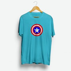 Logo Captain America T-Shirts