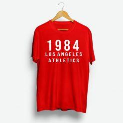 1984 Los Angeles Athletics Shirt