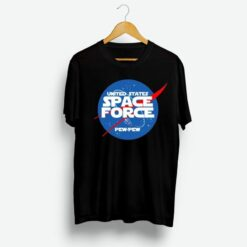 The Space Force NASA Meatball T-Shirt