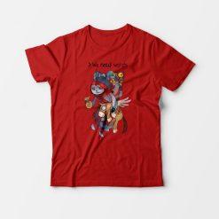 Dota 2 T-Shirts We Need Ward