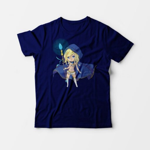 Dota 2 T-shirts Cristal Maiden
