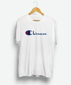 Chinese Champion Shirt Fake Champion T-Shirt