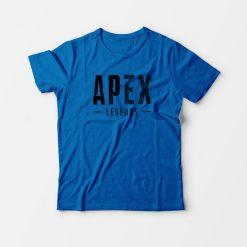 Apex Legends T-Shirt Blue