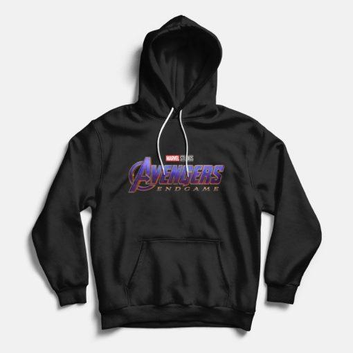 avenger endgame logo hoodie