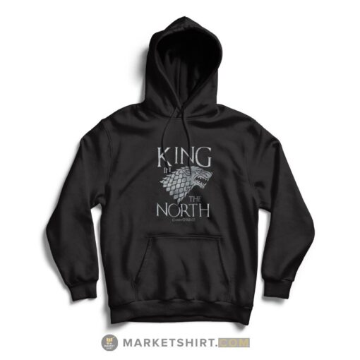 Game of Thrones King in the North Hoodie