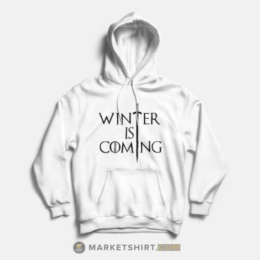 Game of Thrones Winter is Coming T-shirt Hoodie