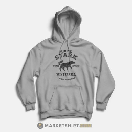 House of Stark Winterfell Game of Thrones Hoodie