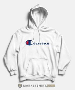 Cocaine Champion Hoodies Unisex