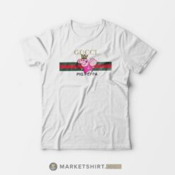 GC PEPPA Pig Pecs Parody T-shirt