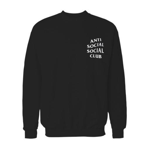 Anti Social Social Club Logo Sweatshirt