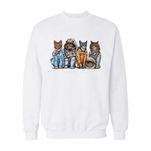 Cat Kennedy Space Center Sweatshirt