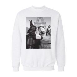 Star Wars Selfie Sweatshirt