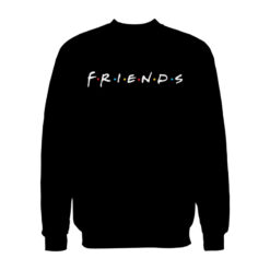 Friends T Shirt Logo Graphic Tees For Men Women