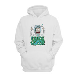 Peace Among Worlds Hoodies