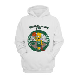 Bart Simpsons Radical Celtics Hoodies