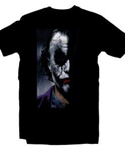Joker Half Face T-Shirt
