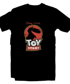 Disney Toy Story x Jurrasic Park T-Shirt