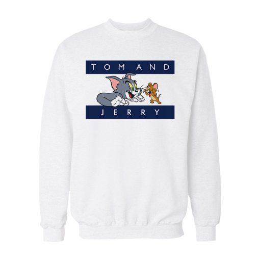Tom And Jerry Sweatshirt