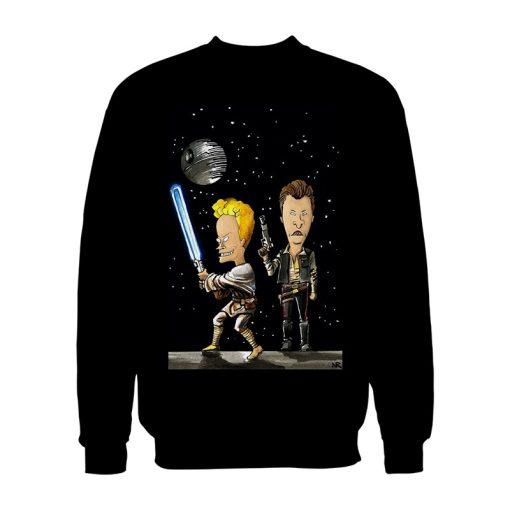 Beavis And Butthead x Star Wars Sweatshirt