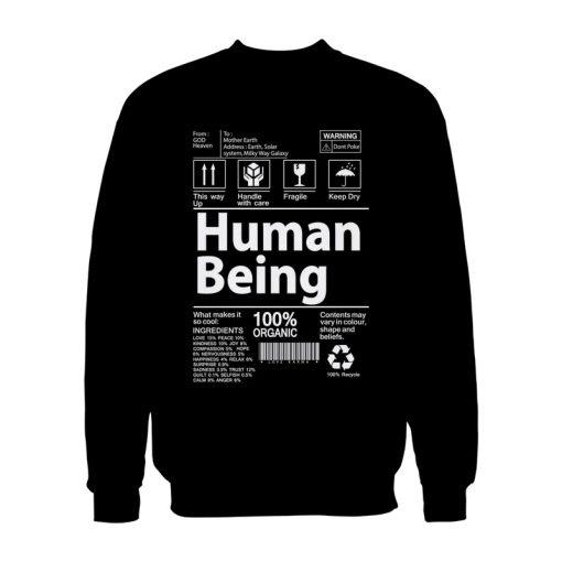 Being Human Sweatshirt