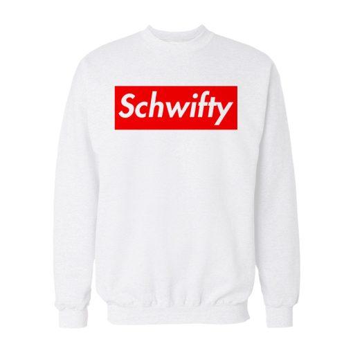 Rick And Morty Get Schwifty Sweatshirt