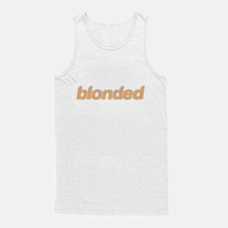 Mad Over Shirts Blondes Do It Better Unisex Premium Tank Top