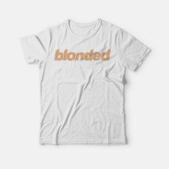 Blonde Frank Ocean T-Shirt