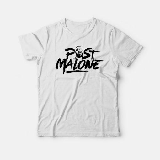 For Sale Cheap Custom Post Malone T-Shirt