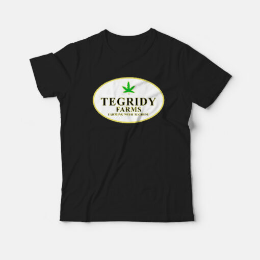 For Sale Cheap Tegridy Farms T-Shirt