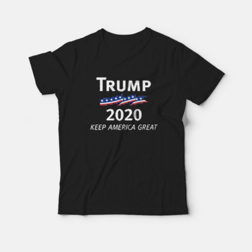 Trump 2020 Keep America Great T-Shirt