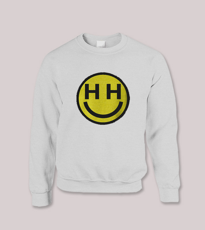 Miley Cyrus Liam Hemsworth Smiley Face Sweatshirt Marketshirt Com