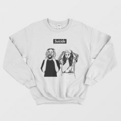 SuicideBoyS Art Outlines $uicideboy$ T-Shirt