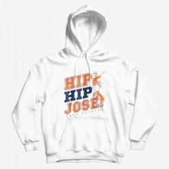 Jose Altuve Hip Hip Jose Hoodie