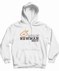 6 Ryan Newman Bold NASCAR Hoodie