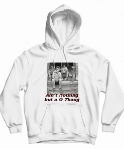 Ain't Nothing But a G Thang Hoodie