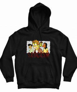Bart Family Sadgasm Funny Hoodie