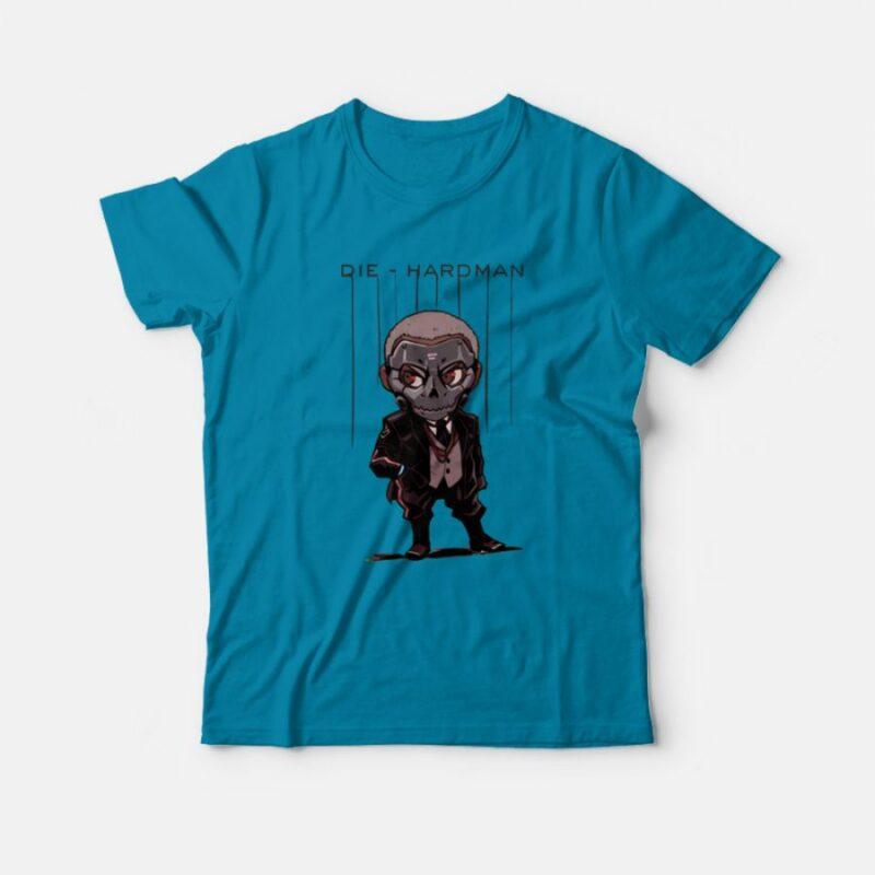 Death Stranding Die Hardman Kawaii T-Shirt