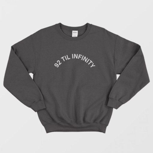 Mac Miller 92 Til Infinity Sweatshirt