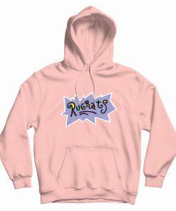 Rugrats Pink Hoodie