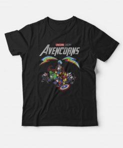 Avengers Endgame Unicorn Avencorns T-Shirt
