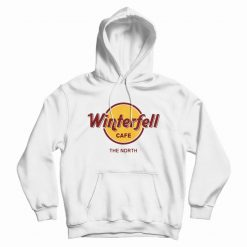Game Of Thrones Winterfell Cafe The North Hoodie
