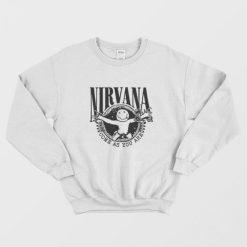 Come As You Are Nirvana Vintage Sweatshirt