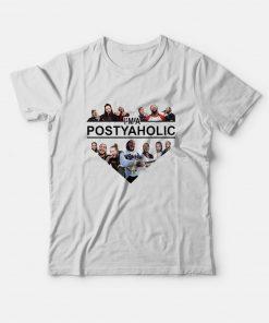 Post Malone I'm a Postyaholic T-shirt