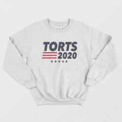 Torts 2020 Shirt Columbus Blue Jackets Sweatshirt