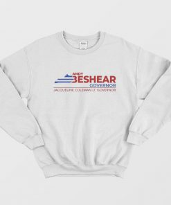 Andy Beshear Governor Sweatshirt