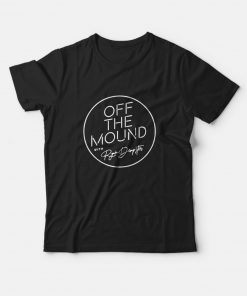 Off The Mound With Ryan Dempster T-shirt