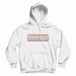 Achievement Hunter ACHIEVE UV Pride Hoodie