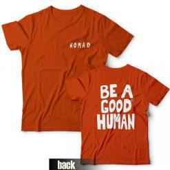 Jimin Nomad Be a Good Human T-Shirt