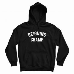 Reigning Champ Classic Hoodie